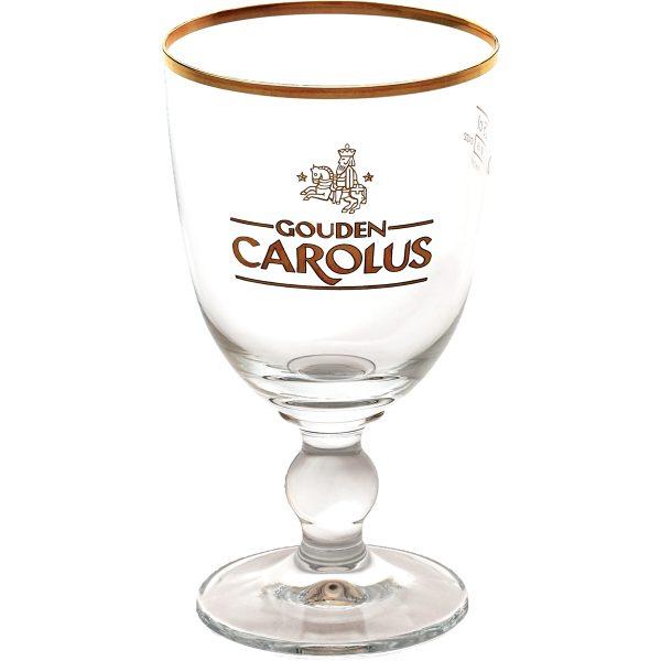 Glas Gouden Carolus 25cl