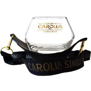 Lanyard glashouder Gouden Carolus Single Malt