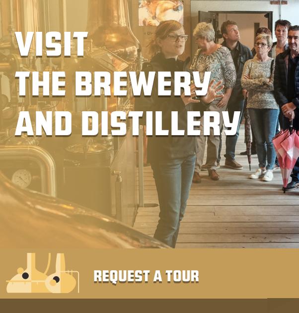 Bezoek de brouwerij en stokerij